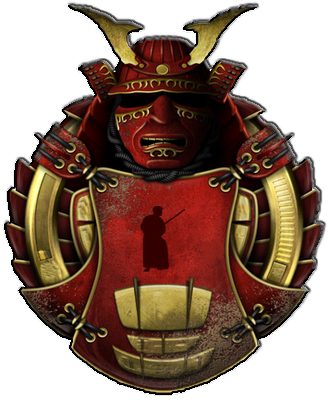 Samurai Medal